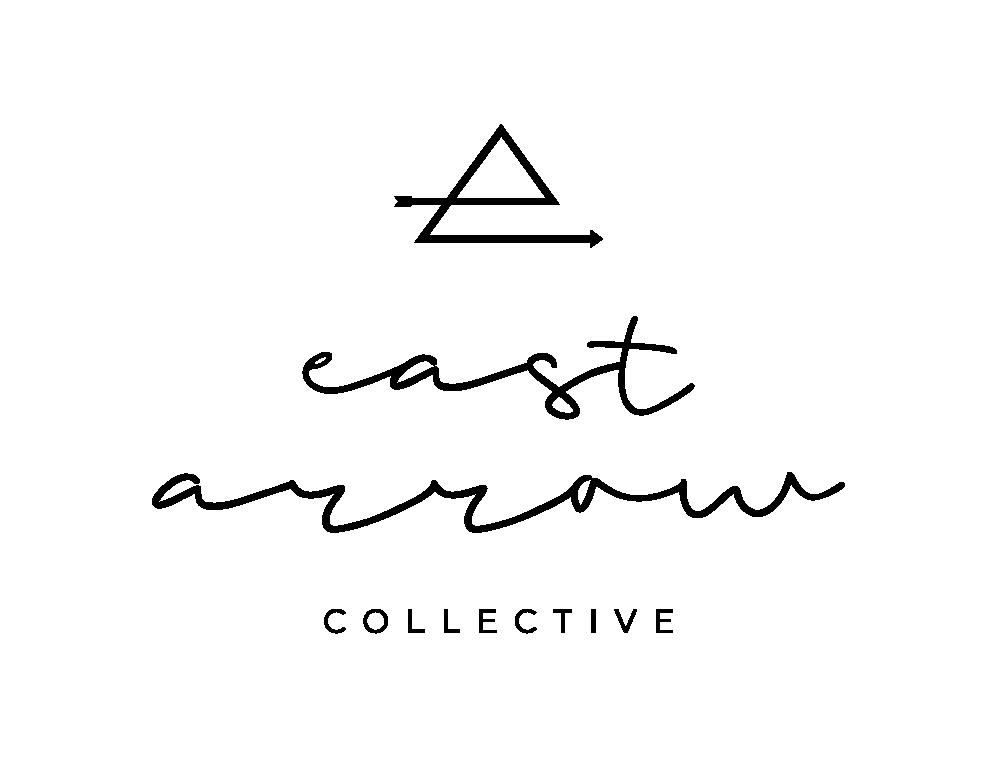 East Arrow Collective Logo Design