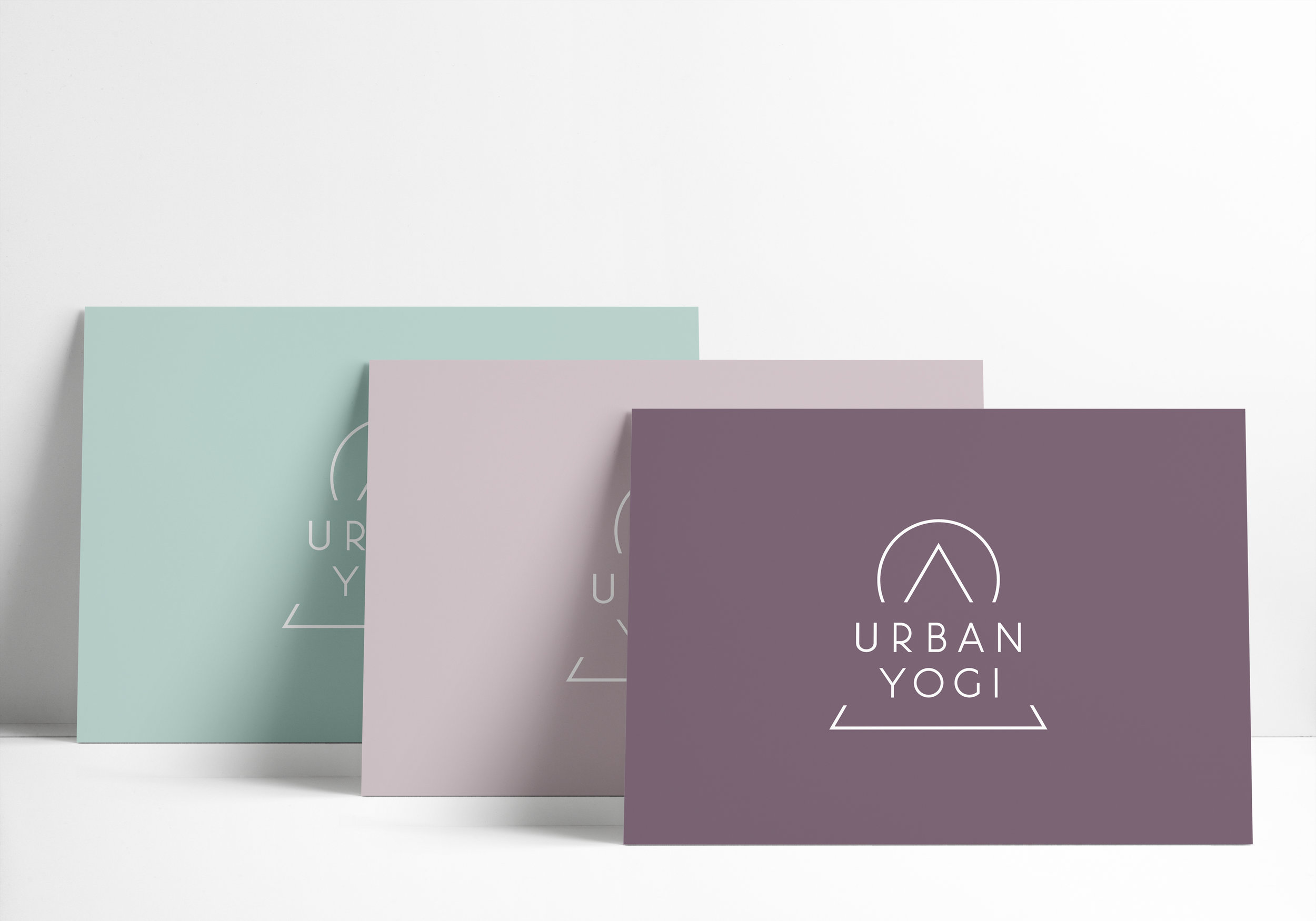 Urban Yogi Brand Design