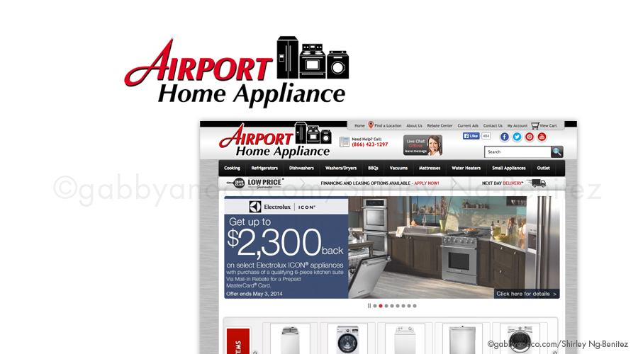 Airport Appliances, CA