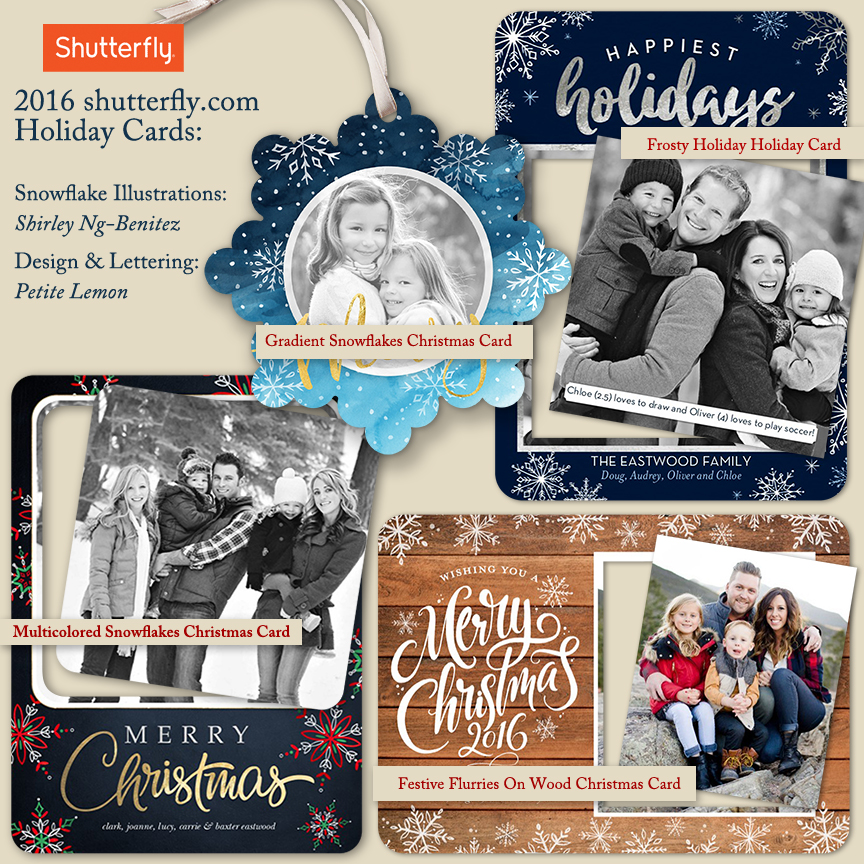 shutterfly.com holiday cards
