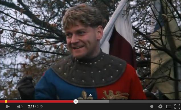 King Henry V speech