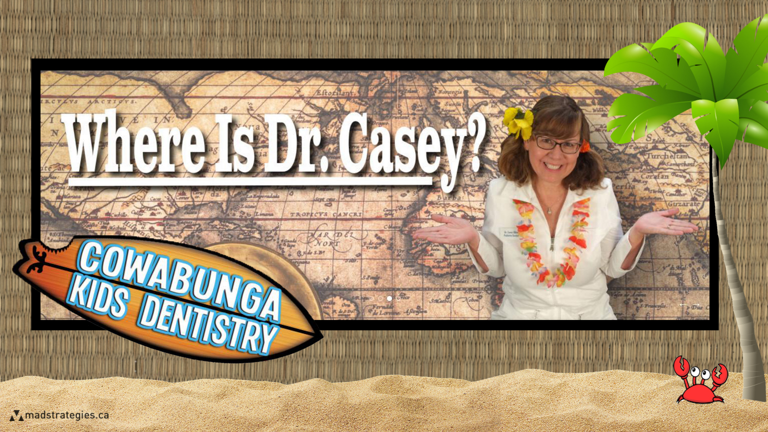 Where is Dr. Casey?