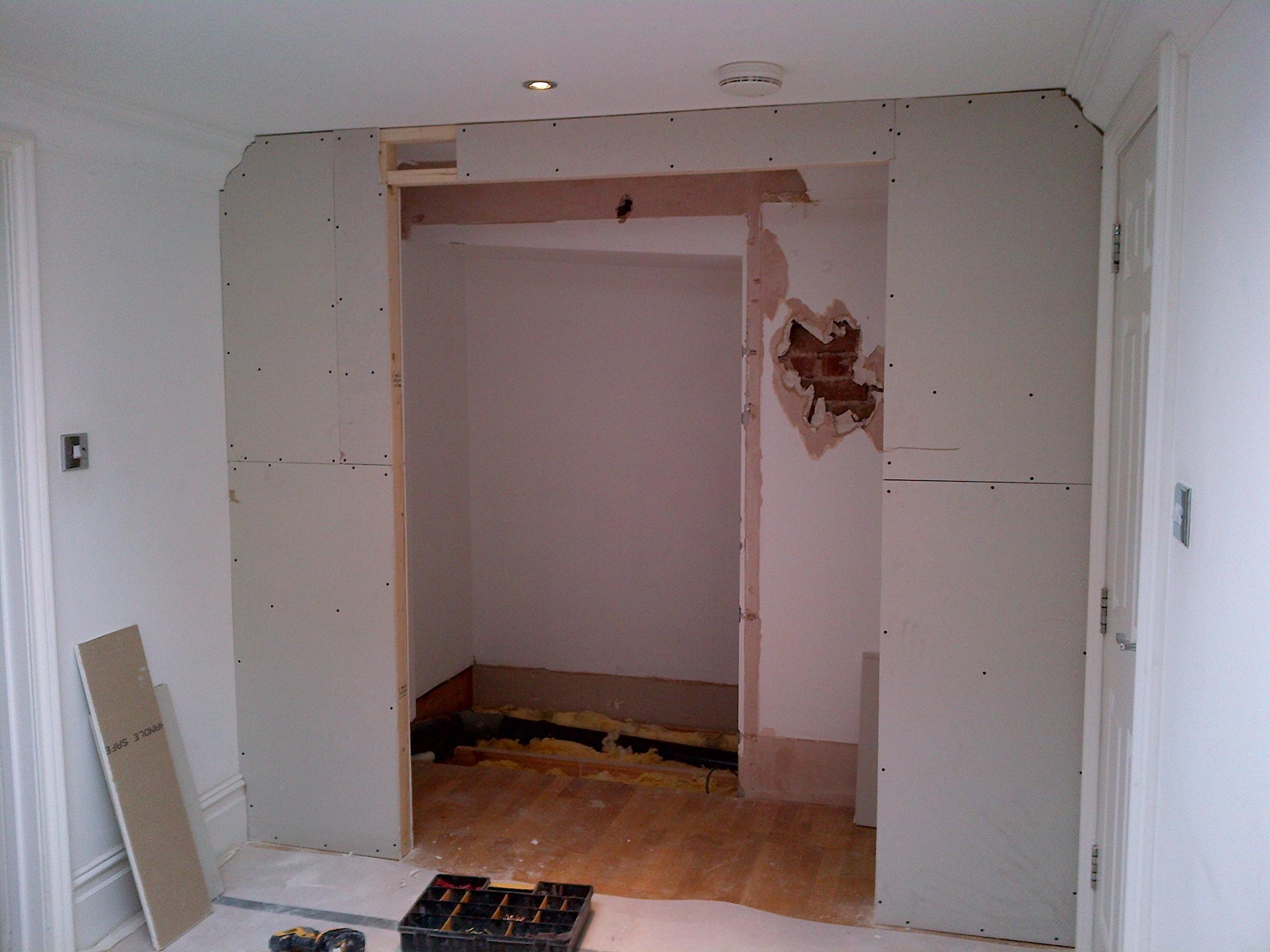36 Lauderdale - Master bedroom - Creating deeper walkin wardrobe-1.jpg