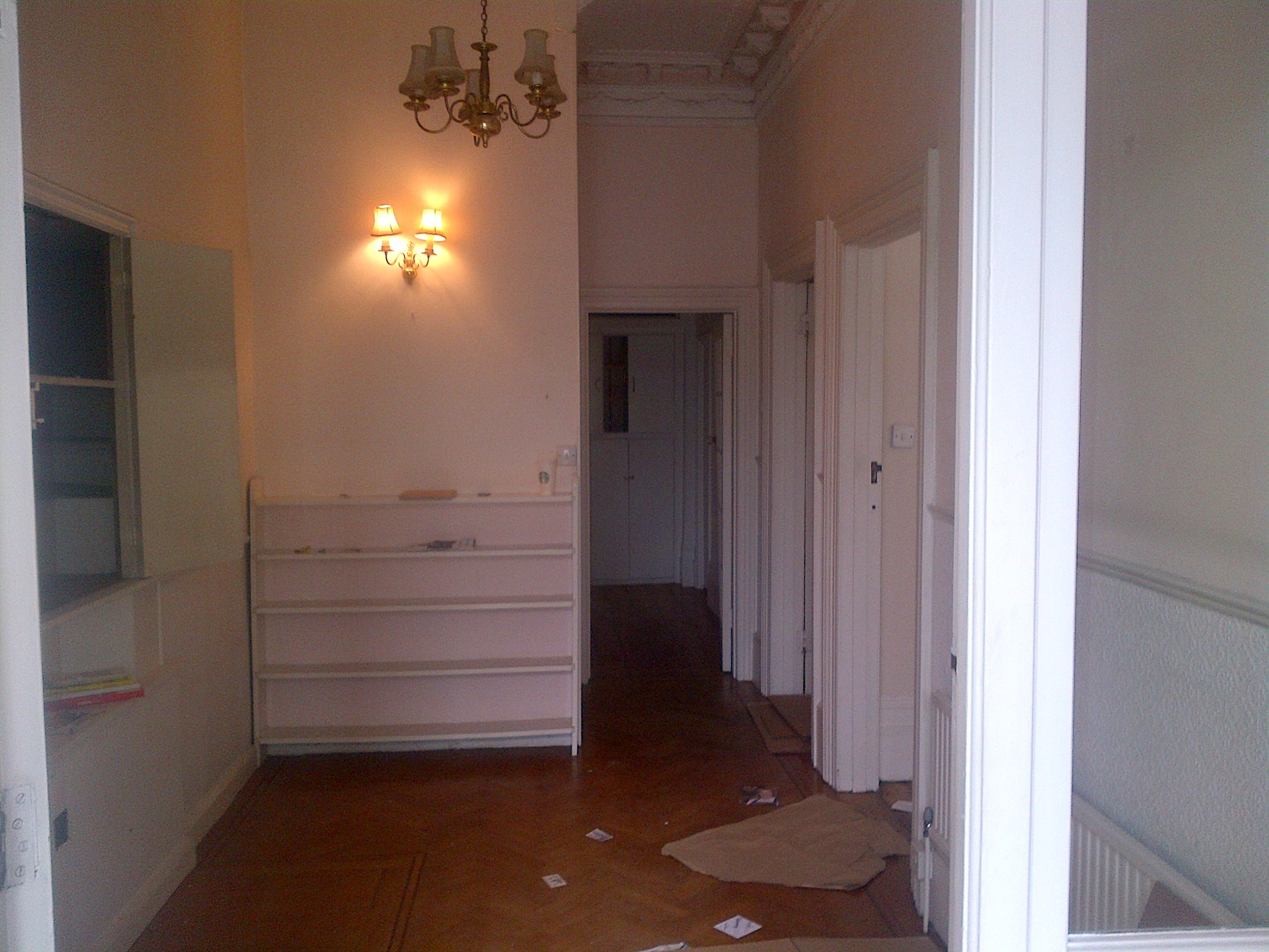 Frognal - Step 1 - before walls are removed to create open plan kitchen all the way to back of flat.jpg