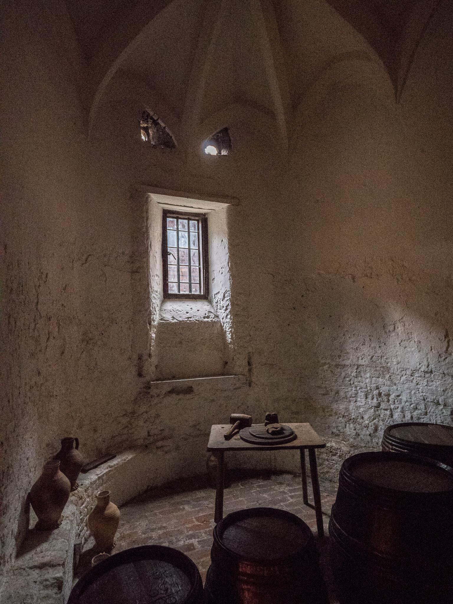 Henry VIII's wine cellar