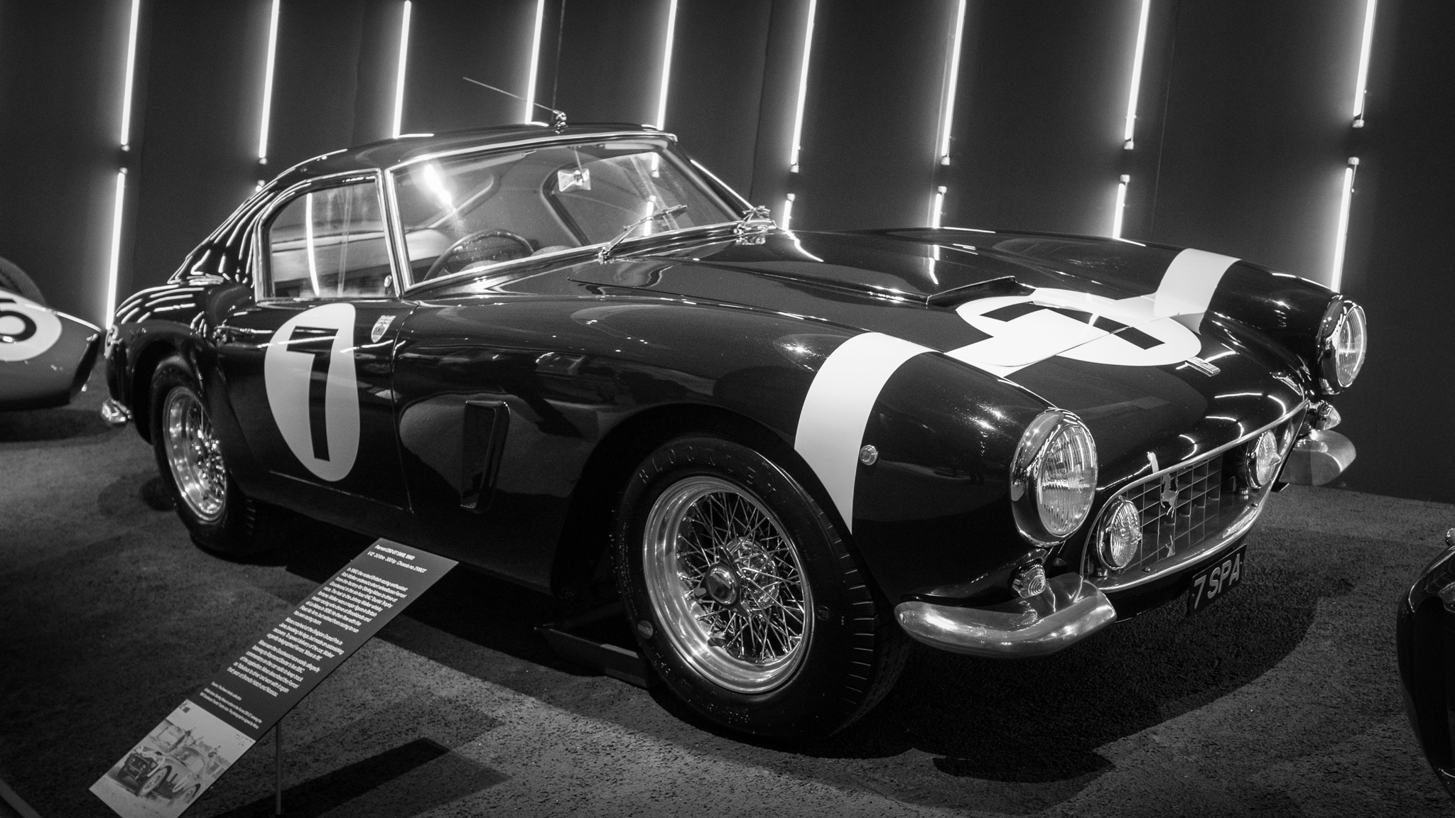 This beautiful car was raced at Goodwood by none other than Stirling Moss