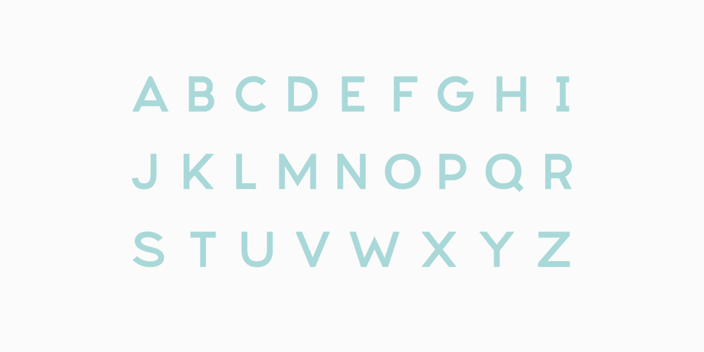 taken from gallery on  my fonts of a new font called Pantra by Nicolas Deslé