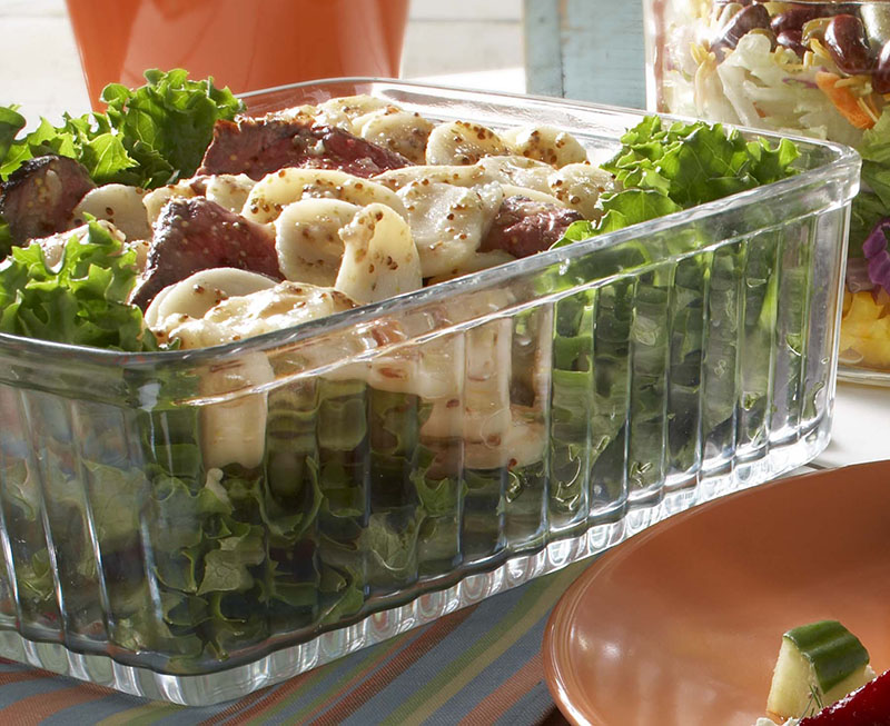 Steak & German Potato Salad