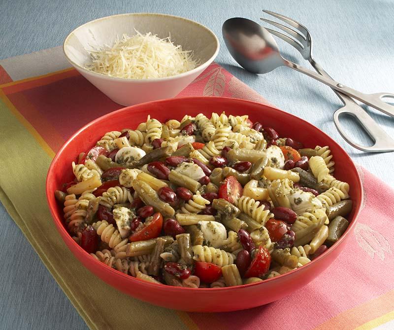 Italian Pasta & Bean Salad