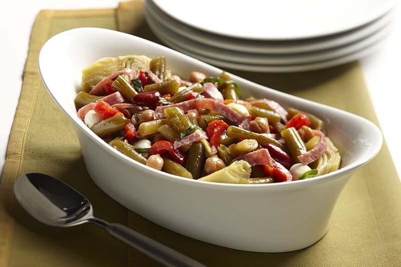 Antipasto Bean Salad