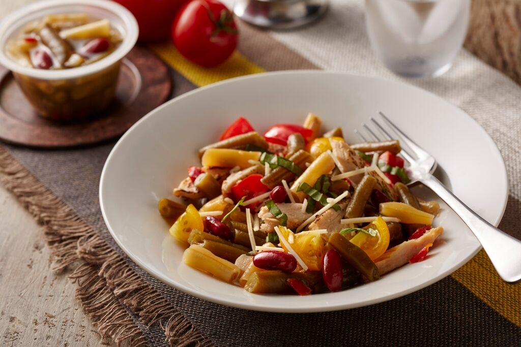 Quick Italian Bean Salad