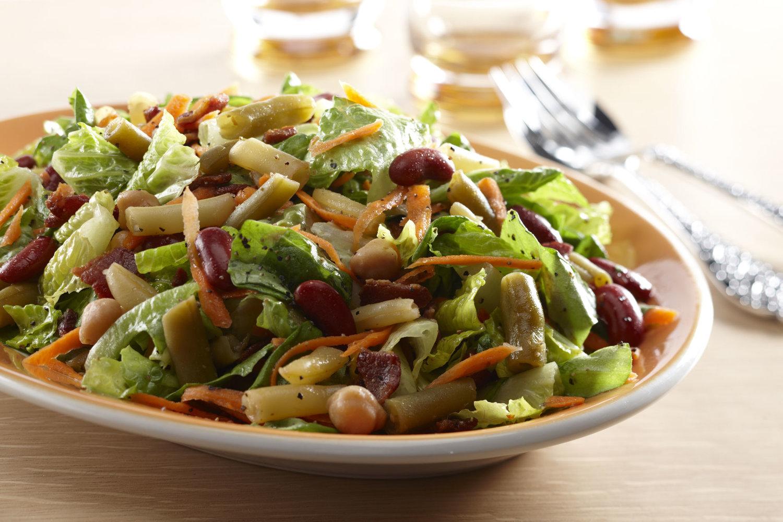 3 Bean Salad Cups — READ