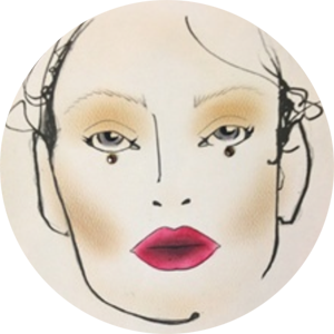 MSGM Face Chart by MUA Yadim