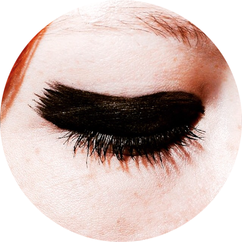 Badly Mischka Fall 2015 - Image Courtesy of MAC Cosmetics