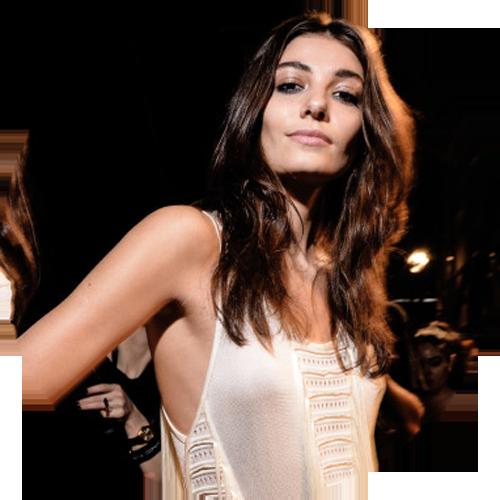 Roberto Cavalli - Image Courtesy of Mac Cosmetics