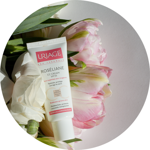 Uriage Roseliane CC Cream redness prone skin.png