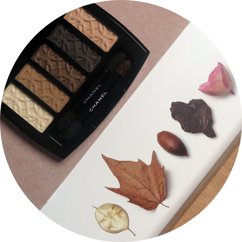 Crèation Exclusif  Entrelacs eyeshadow palette