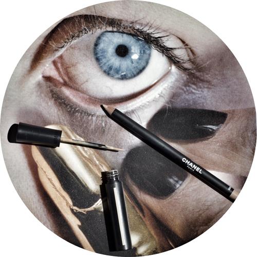 La combinazione del Crayon Khol di Chanel in Clair e dell'High Precision Retouch di Giorgio Armani.jpg