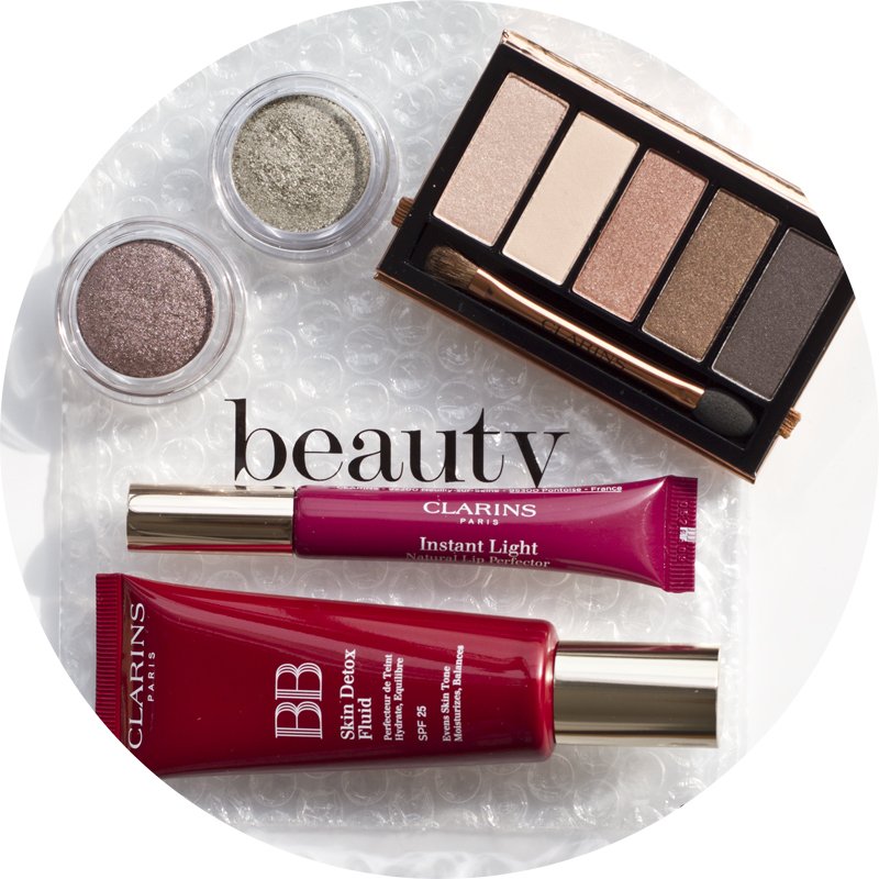 Clarins Spring 2016 Instant glow makeup collection
