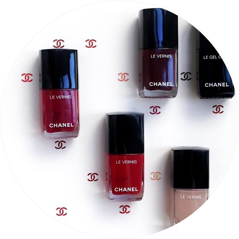 Chanel Le Vernis new formula rouge essentiel, shantung, rouge noir, organdi le gel coat.jpg