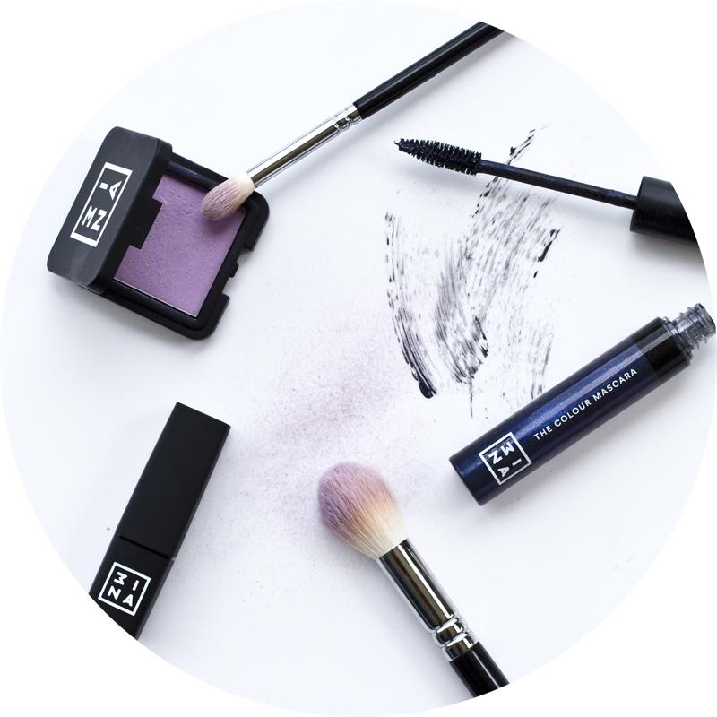 3ina makeup beauty brand budget friendly eyeshadow mascara lipstick zoeva brushes