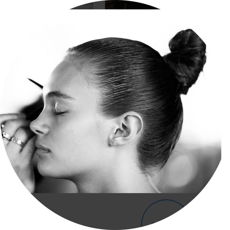 Thakoon. Hair by Odile Gilbert. Image @Thakoonny