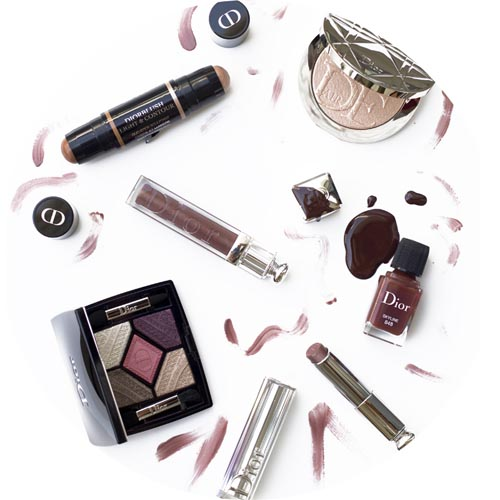 dior skyline makeup fall 2016 collection: 5 Couleurs Palette in  Capital of Light