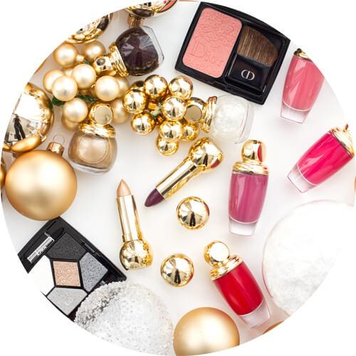 dior splendor christmas 2016 makeup collection -5 Couleurs Splendor Smoky Sequins -Diorific Vernis in Golden, Nova and Cosmic - Diorific Lipstick in golden and splendor -Diorific Matte Fluid
