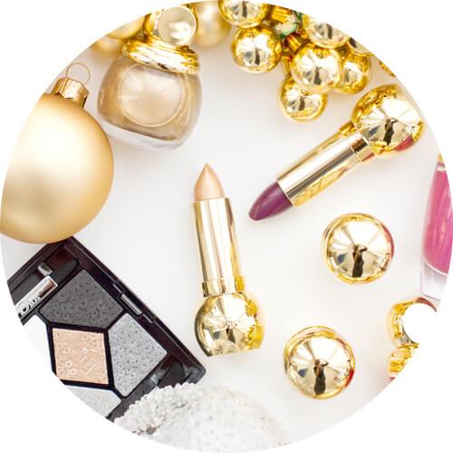 dior splendor christmas 2016 makeup collection -5 Couleurs Splendor Smoky Sequins -Diorific Vernis in Golden - Diorific Lipstick in golden and splendor -Diorific Matte Fluid