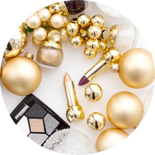 dior splendor christmas 2016 makeup collection -5 Couleurs Splendor Smoky Sequins -Diorific Vernis in Golden, Nova and Cosmic - Diorific Lipstick in golden and splendor