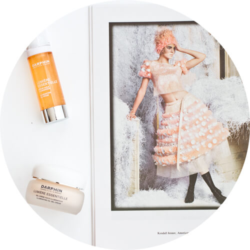Darphin Lumiere essentielle - Illuminating Oil Gel-Cream -  Illuminating Oil Serum