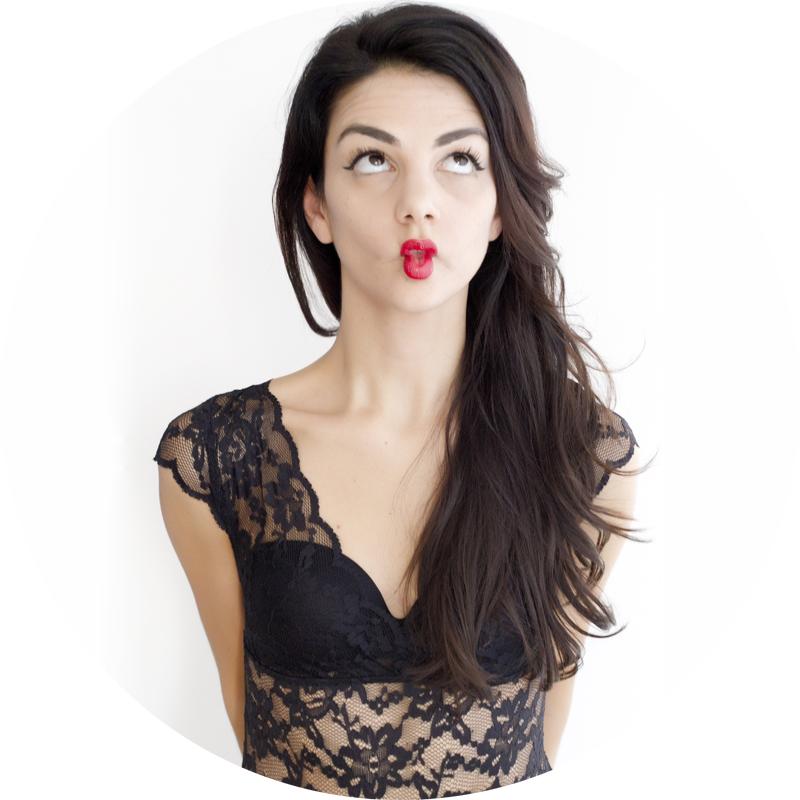 shiseido celebration look makeup for new years eve red lipstick black eyeliner