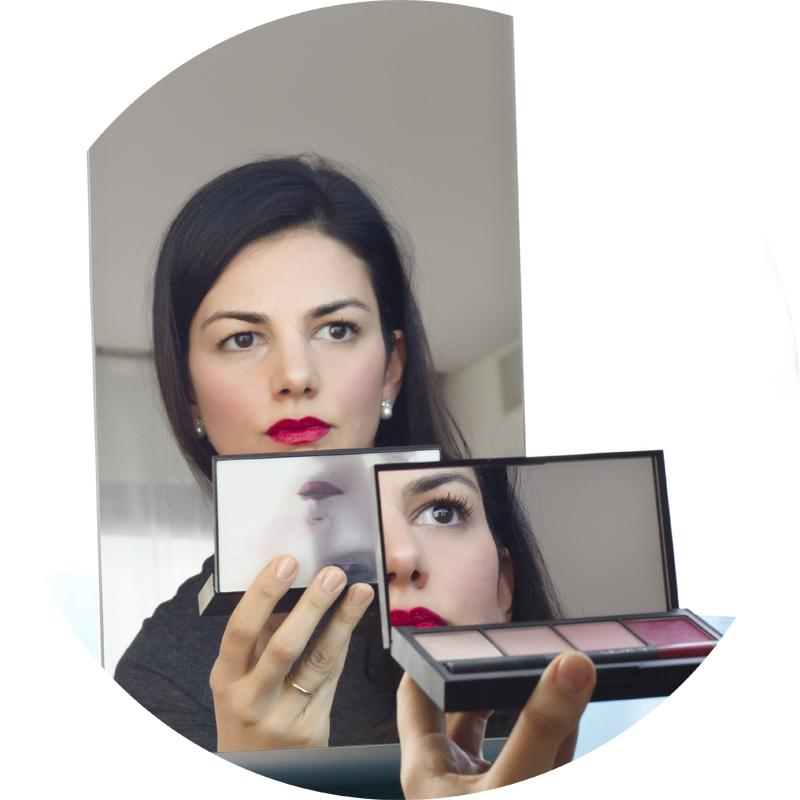 Sarah Moon for Nars Holiday 2016 Collection - True Story Cheek and Lip Palette