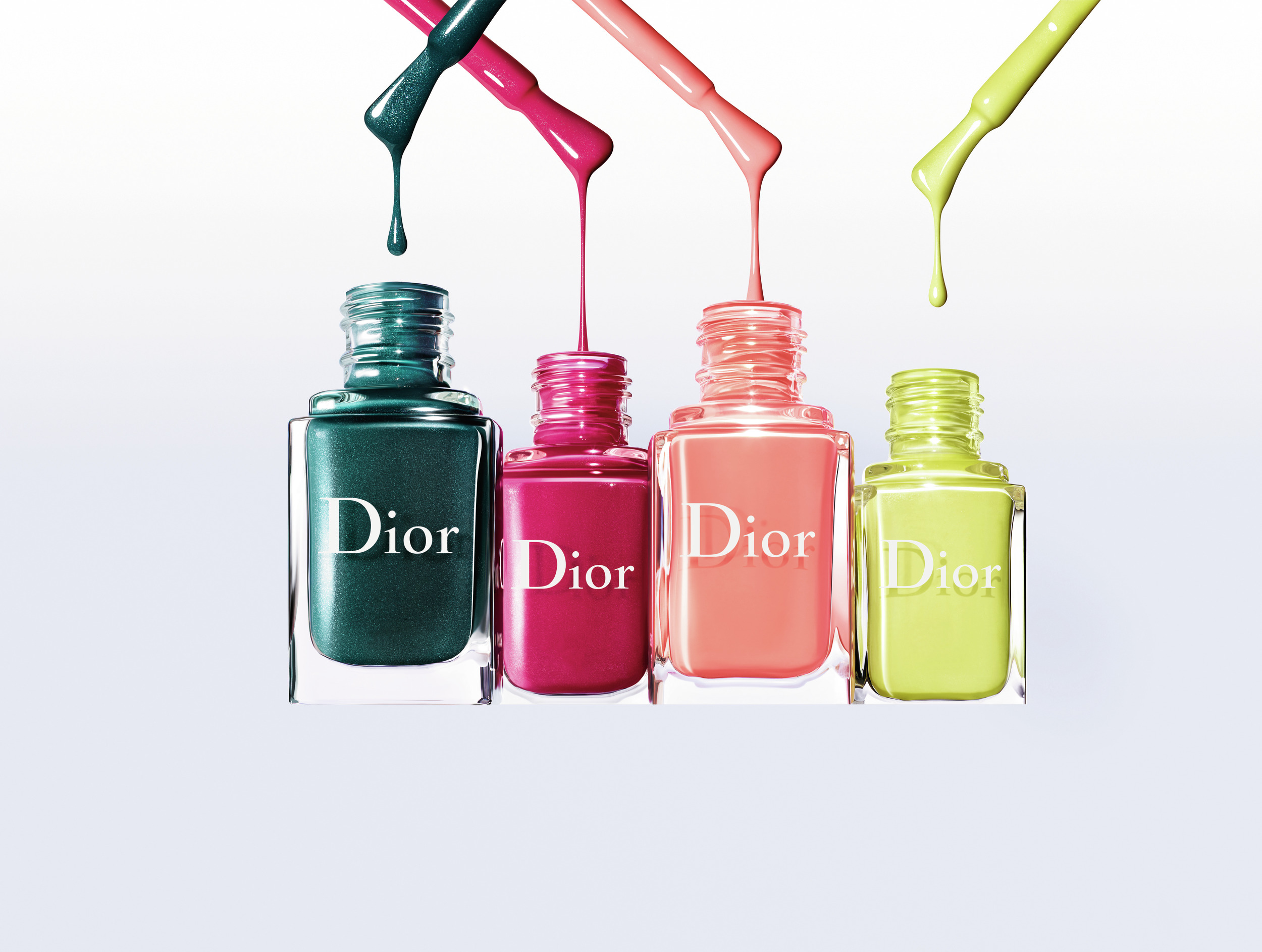 Dior Colours Gradient Spring 2017
