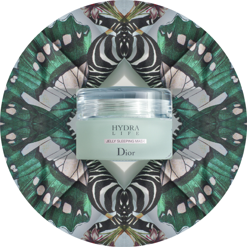 Dior hydralife jelly sleeping mask