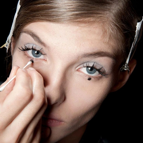 the dot liner trend rochas ss2015 lucia pieroni