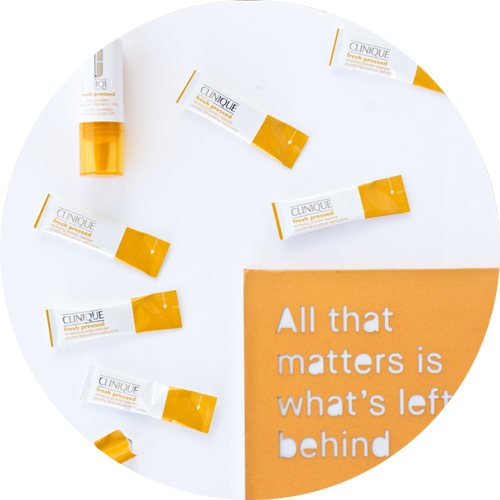Fresh Pressed ™ Renewing Powder Cleanser with Vitamin C and Fresh Pressed ™ Daily Booster with Pure Vitamin C 10%