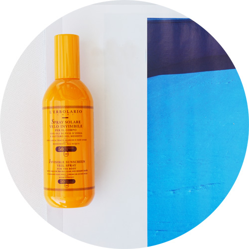 L'Erbolario The invisible Sunscreen Veil Spray