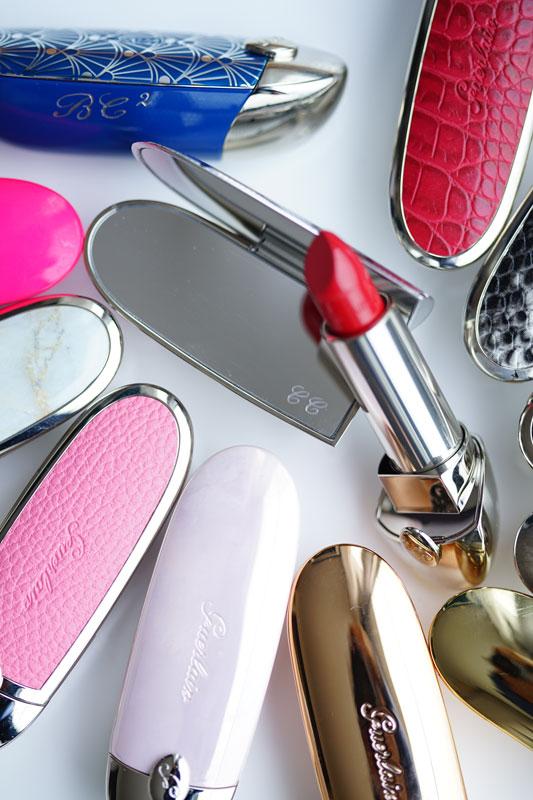Guerlain ROUGE G costumizable lipstick