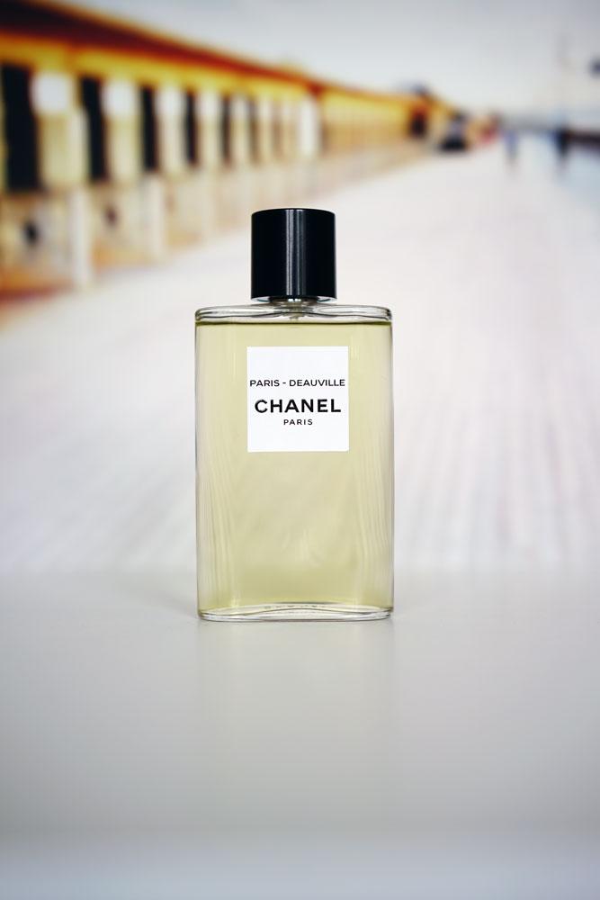 Les Eaux de Chanel Paris-Deauville