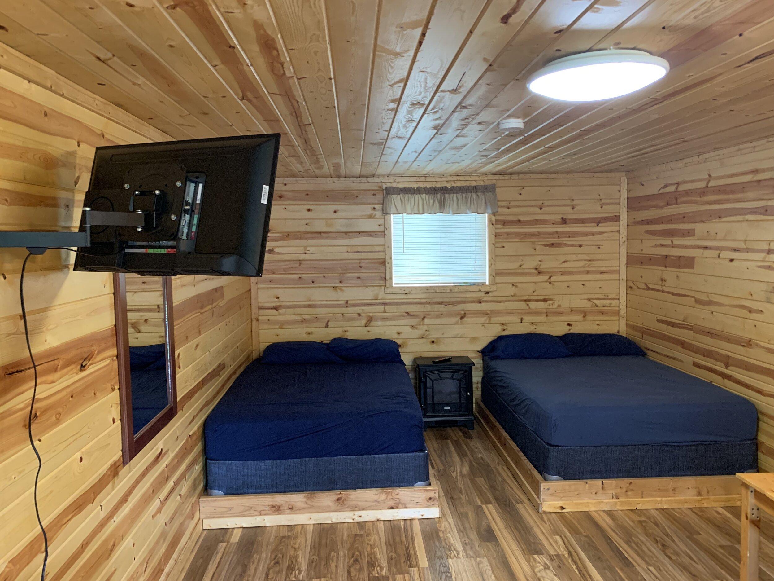 Cabin 8 & 9