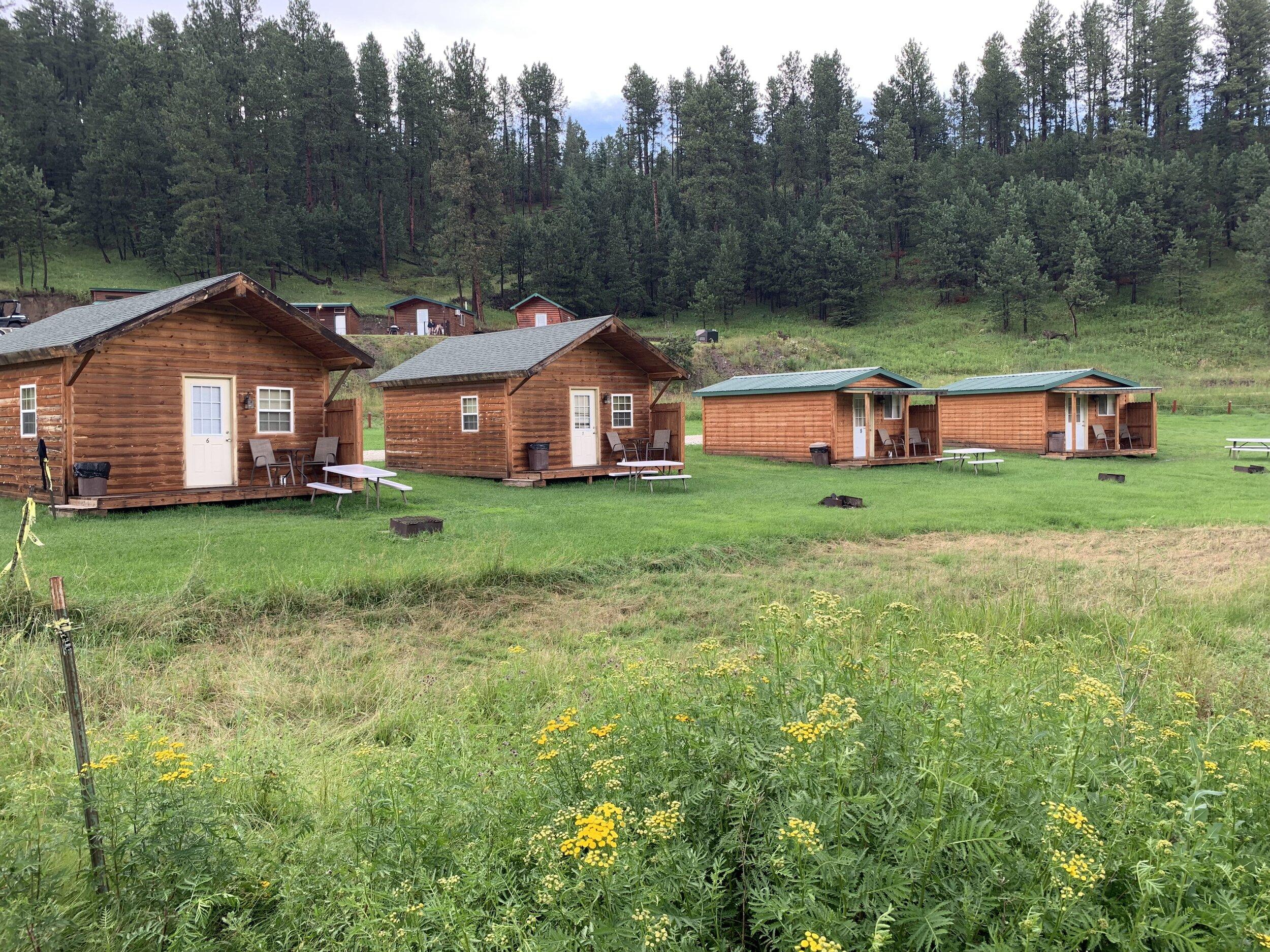 Cabin 6 7 8 & 9
