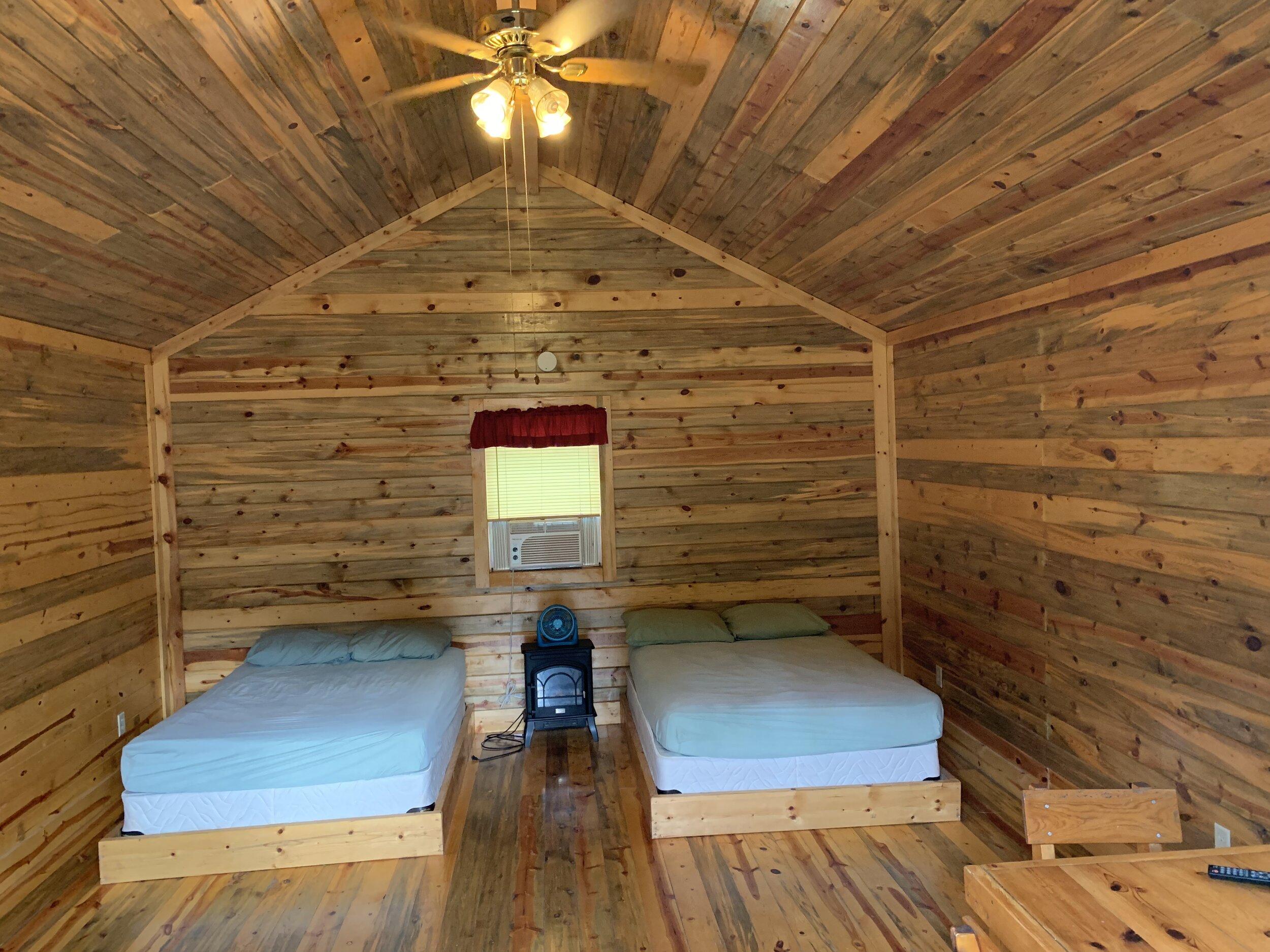 Cabin 6 & 7