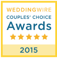 2015 WeddingWire Couples' Choice Awards