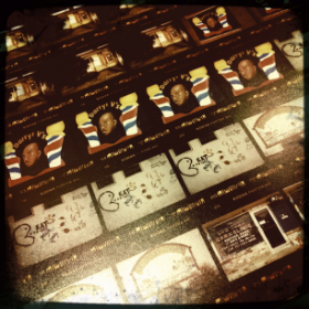 Color Contact Sheets for C-41