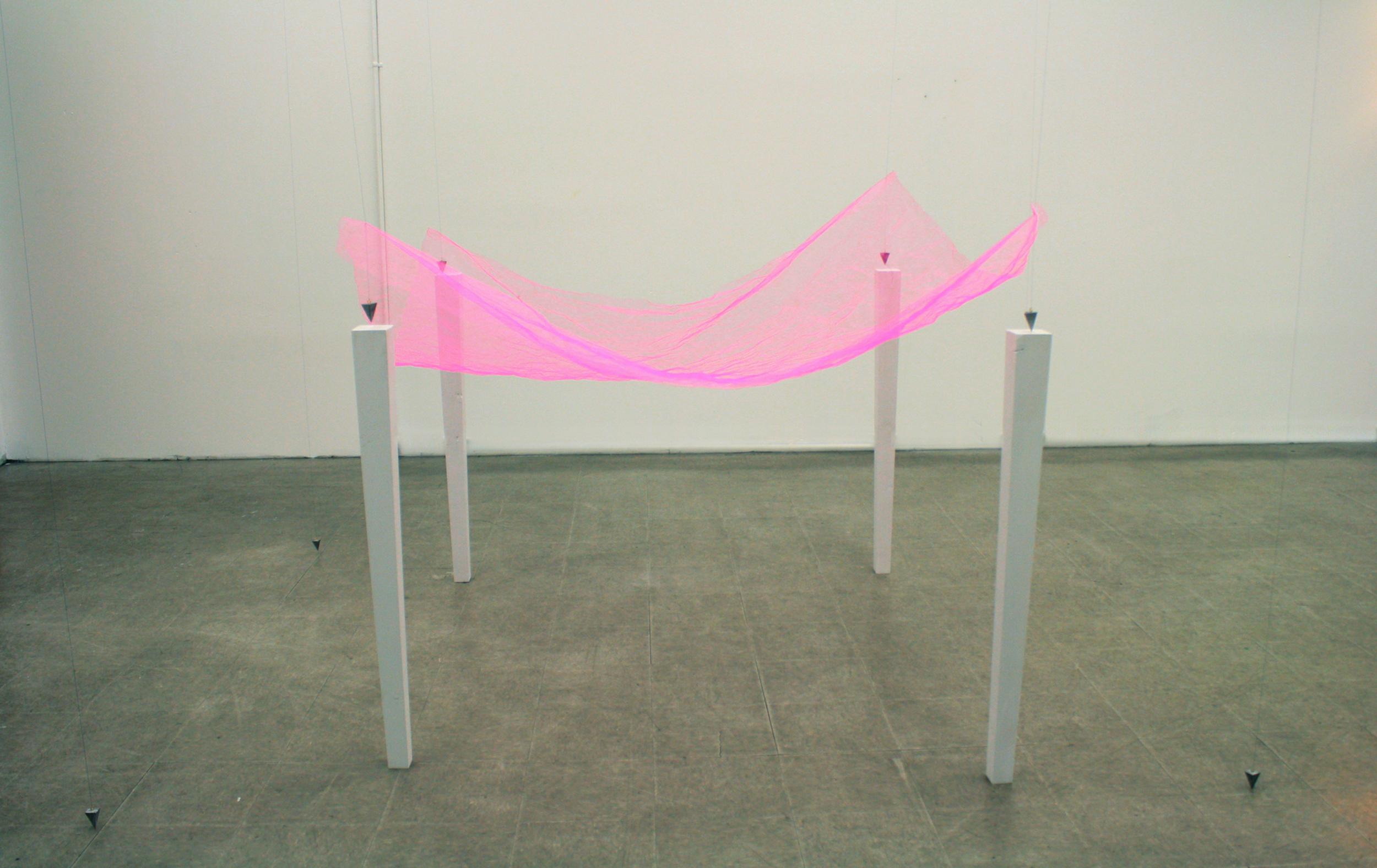 Analog Hologram I (Landscape)