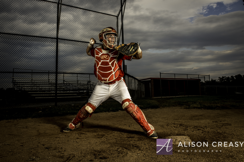 Senior_Photographer_Baseball_Catcher_Lynchburg_VA_Alison_Creasy