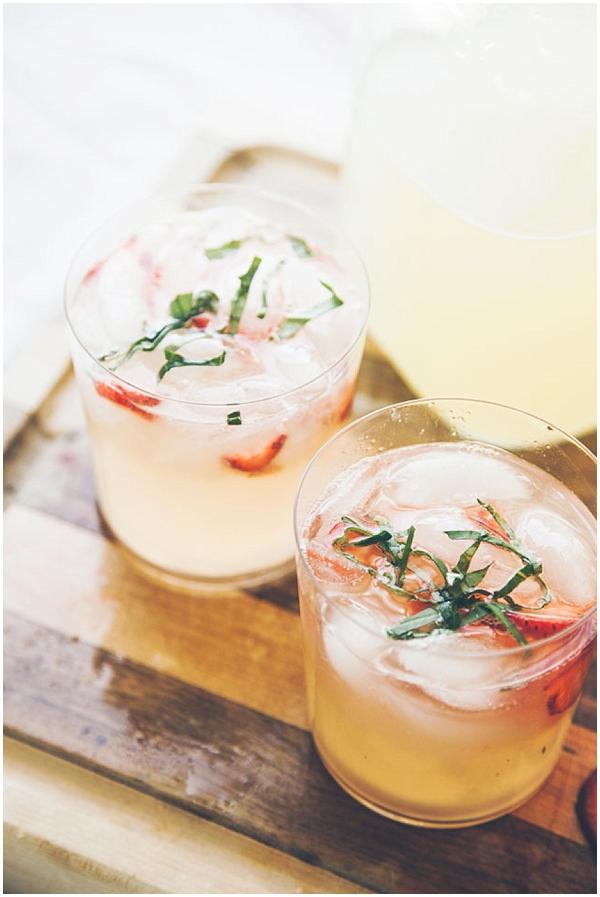 Delicious. Check out the recipe via  Rue Magazine