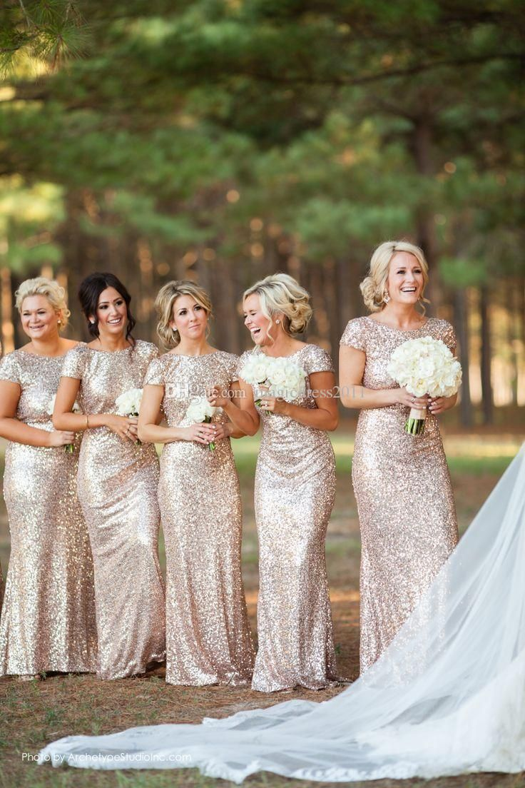 Your bridesmaids are your best friends whom you've chosen to have by your side on your special day, let your ladies shine!