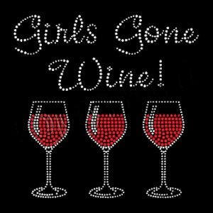 You can never go wrong with a girls' night and wine! Celebrate the love of your friends on Valentine's Day! Have a night in or go out with your friends!